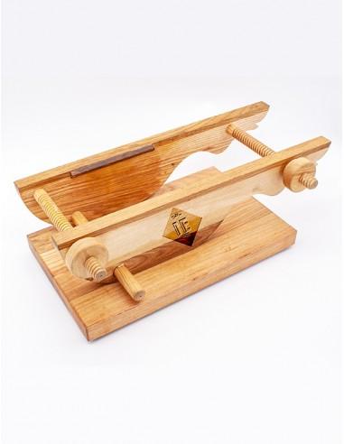 Morsa in legno