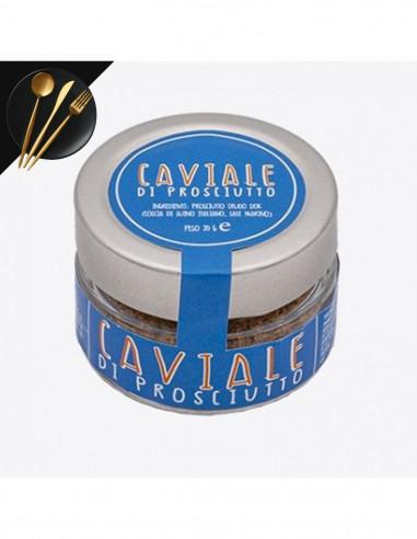 Caviale di prosciutto